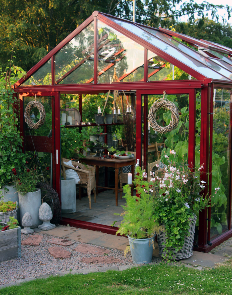 Green Room drivhus