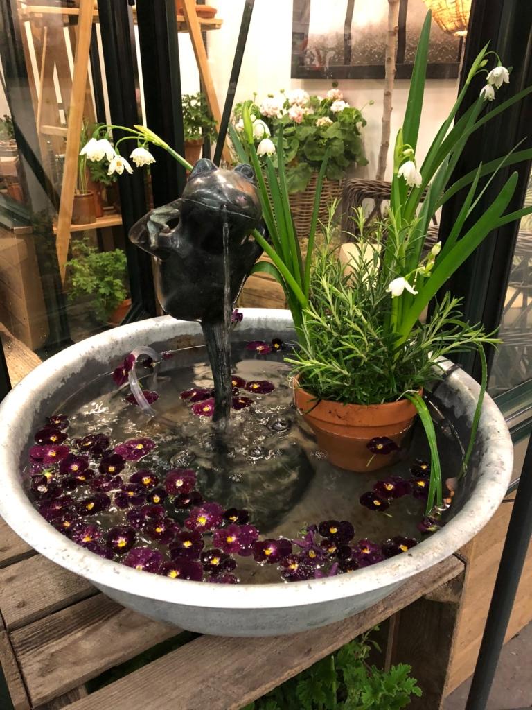 Nordiska trädgårdar idéhage