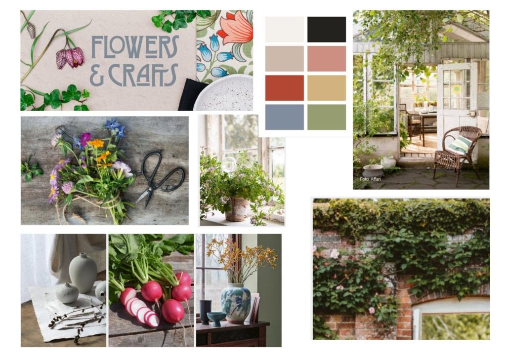 Bilder: Elmia Garden Trends. Kollasj: Hanna Schagerlöv