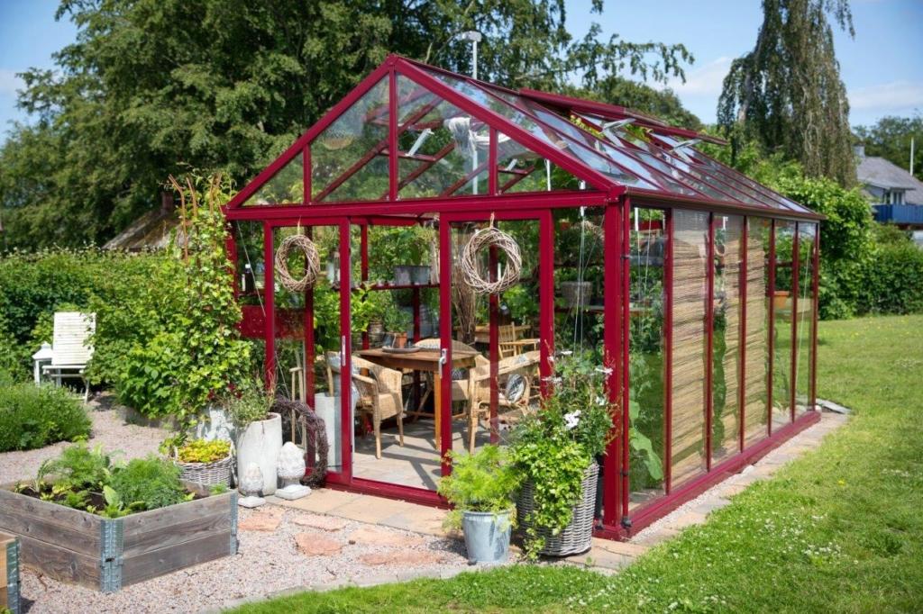 hageplaner for 2020 drivhus